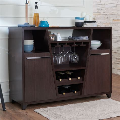 buffet sideboard cabinet dining server storage table