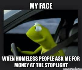 Kermit driving