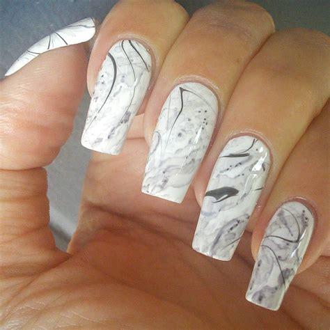 fantastic sharpie nail art designs   spring