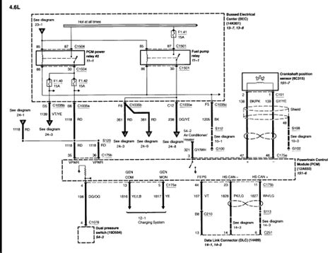 Anyone Have Wiring Schematic The Stock Fuel System