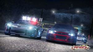 Need for Speed Carbon Soundtrack List