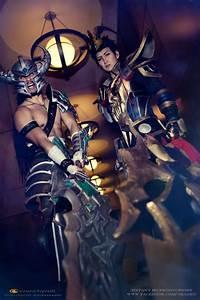 Tryndamere & Warring Kingdoms Jarvan | cosplays ...