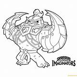 Skylanders Coloring Pages King Imaginators Pen Printable Kaos Team Trap Sketch Spyro Sheets Template Coloringpagesonly Templates sketch template
