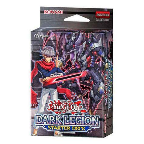 deck yugioh legion declan starter dark inicial