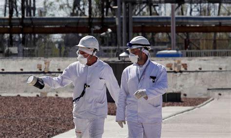 Pēc ugunsgrēka Ukrainas AES radiācijas līmenis nav cēlies ...