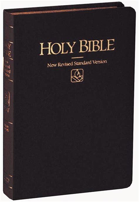 nrsv augsburg fortress gift  award bible black