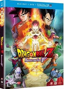 Buy BluRay Dragon Ball Z Movie Resurrection Of F Blu Ray