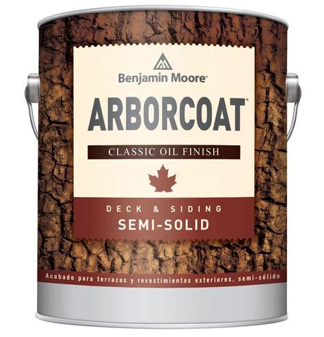 arborcoat exterior semi solid classic oil finish