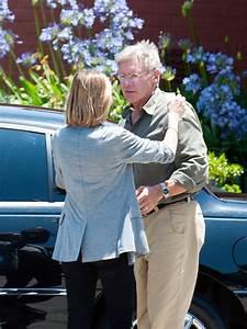 Calista Flockhart Photos Photos - Harrison Ford and ...
