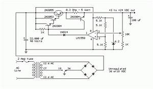 3v To 24v Variable Power Supply