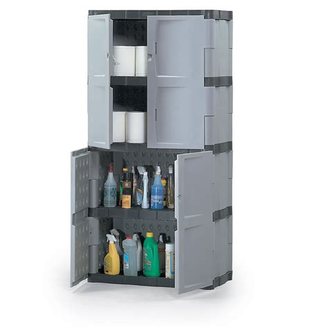 Rubbermaid Cupboard by Rubbermaid Plastic Storage Cabinet 72h