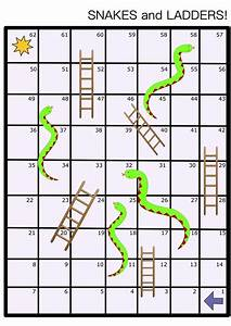 clipart snakes and ladders board game With snakes and ladders template pdf