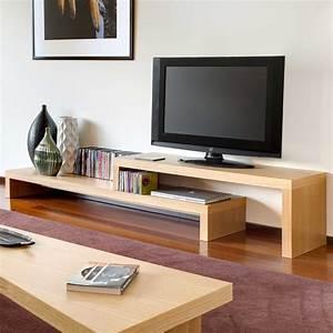 Meuble TV 2 Niveaux CLIFF AU SALON Pinterest