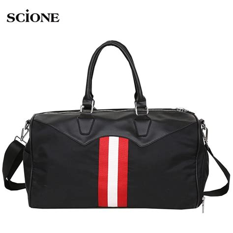 sports bags fitness shoulder waterproof bag for shoes travel crossbody training tas