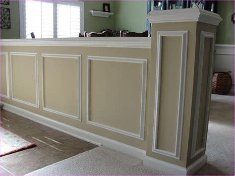 wall trim molding home improvement ideas pinterest