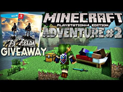 kaos minecraft 13 minecraft adventure ep 2 the legend of breath of