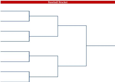 printable blank  acc baseball tournament bracket acc