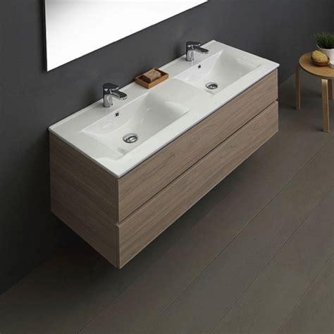 dimensioni mobile bagno mobile bagno da 120 cm con cassetti e doppio lavabo kv store