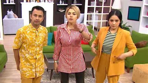Syahrini Dan Reino Barack Asik Bulan Madu Nikita Mirzani