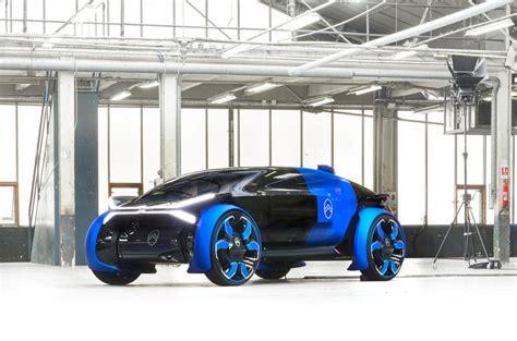 Citroen 19 19 Concept by Radical Citroen 19 19 Concept Envisions Autonomous