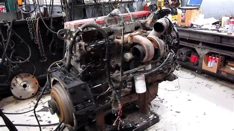 cummins  celect  diesel engine youtube