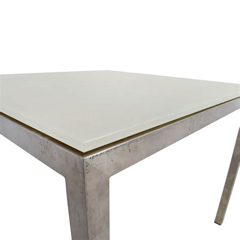 room and board glass coffee table stainless steel coffee table round stainless steel coffee