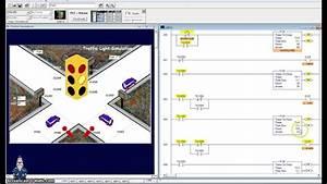 Logixpro Plc Simulator Traffic Simulation