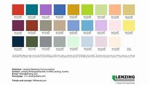 Lenzing Color Trends Spring/Summer 2017 ‹ Fashion Trendsetter