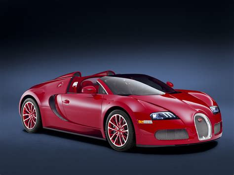 2011 Bugatti Veyron Grand Sport Red Edition