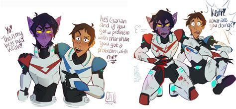 voltron keith galra klance ships fan aww uploaded user