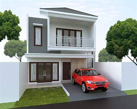 desain rumah type  terbaru warna cat model rumah