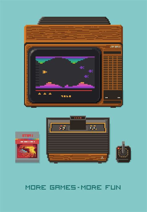Retronator A Great Lineup Of Pixel Art Computers And