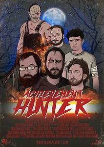 Created an 80s style Achievement Hunter poster inspired by ...