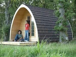 Cabane En Bois : les plus belles cabanes en bois habitat cologique ~ Premium-room.com Idées de Décoration