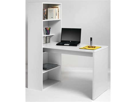 bureau gain de place pas cher bureau étagère willow vente de bureau conforama