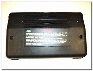 Defender Td5 Fuse Box Cover