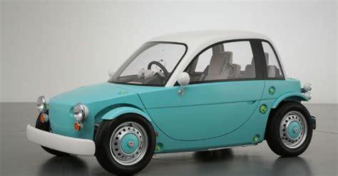 toyota mini car see toyota 39 s new mini car for kids