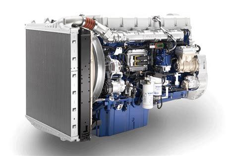 january  industrial power volvo fh  diesel