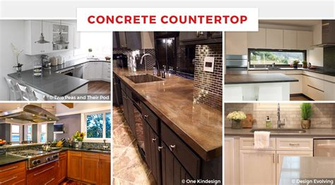 Ideas To Decorate Kitchen Countertops - 55 best kitchen countertop ideas for 2018