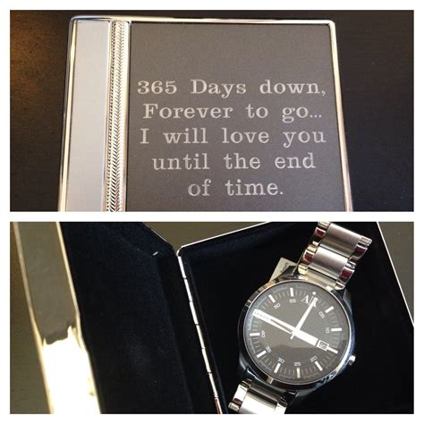 husband watches watch engravings boyfriend quotes quotesgram