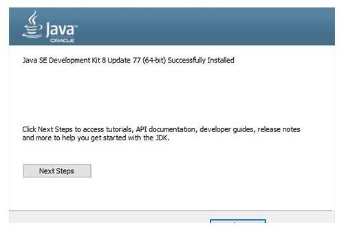 baixar java para windows 8.1 64 bits