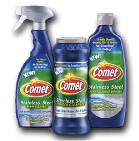 comet bathroom cleaner target comet stainless steel powder cleanser only 0 14 at target