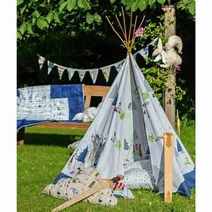Zelt Kinderzimmer Nähen : n h idee indianerzelt ~ Markanthonyermac.com Haus und Dekorationen