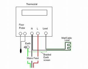 Underfloor Heating Thermostat Installation Guide By