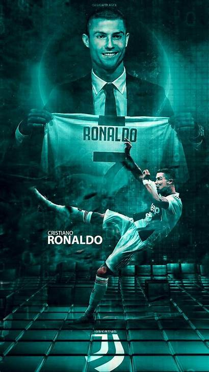Ronaldo Cristiano Juventus Cr7 Wallpapers Messi Edit