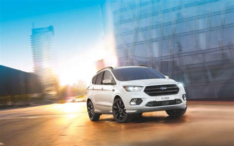 New Ford Kuga St-line Costs From £25,845 In The Uk