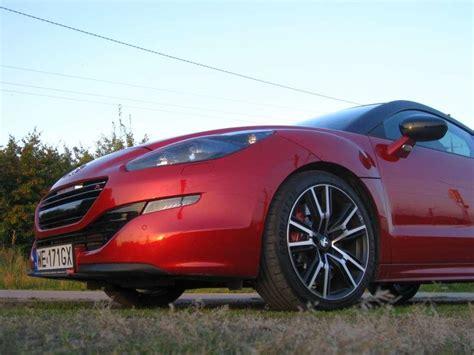 Peugeot Pl by Peugeot Rcz R Bajkowe Emocje Autocentrum Pl