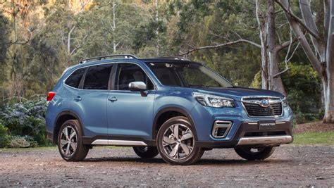 subaru forester    review snapshot carsguide