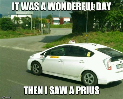 Hybrid Car Meme - prius meme pictures to pin on pinterest pinsdaddy