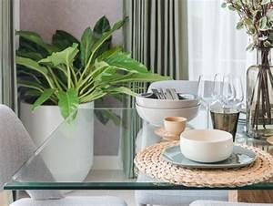 Dessus De Table En Verre : plateaux de table en verre montr al vitrerie des experts ~ Teatrodelosmanantiales.com Idées de Décoration